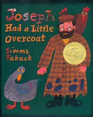 Joseph Had a Little Overcoat                             -     By: Simms Taback