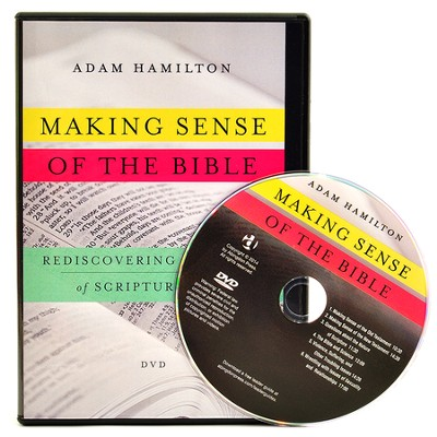 Making Sense of the Bible DVD: Rediscovering the Power of Scripture Today  -     By: Adam Hamilton