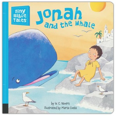 Jonah and the Whale  -     By: W.C. Bauers