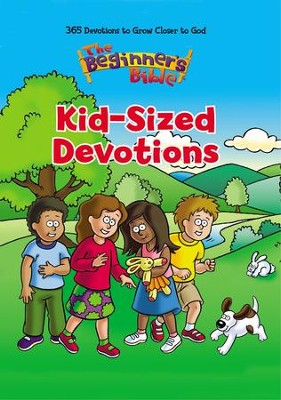 The Beginner's Bible Kid-Sized Devotions / Revised - eBook  -
