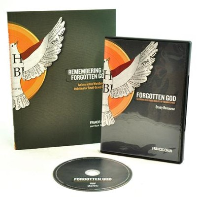 Forgotten God, DVD & Workbook   -     By: Francis Chan