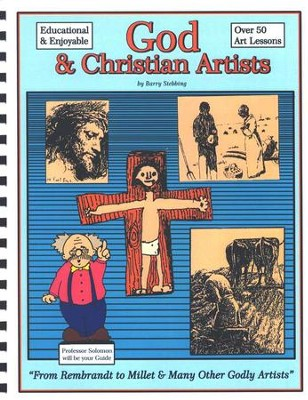 God & Christian Artists   -     By: Barry Stebbing