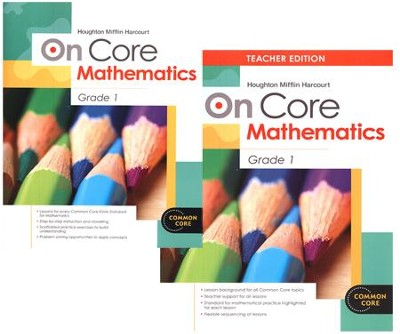 On-Core Mathematics Grade 1 Bundle   -