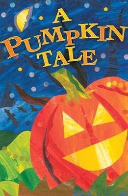 A Pumpkin Tale (KJV), Pack of 25 Tracts   -