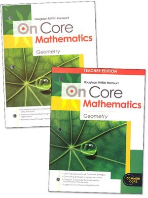 On-Core Mathematics Geometry Bundle   -