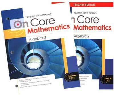 On-Core Mathematics Algebra 2 Bundle   -