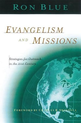 Evangelism and Missions - eBook  -     By: Ronald Blue