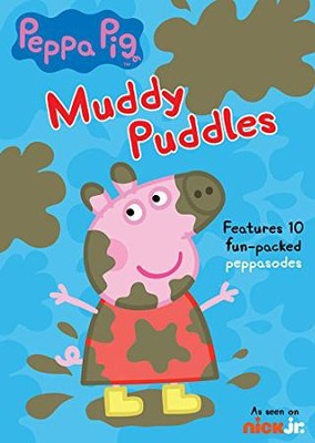 Peppa Pig: Muddle Puddles DVD   -