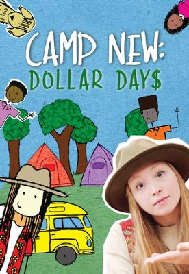 Camp New: Dollar Days, DVD   -