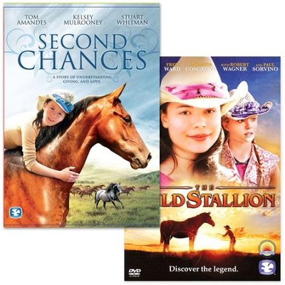 Second Chances & Wild Stallion 2-Pack   -