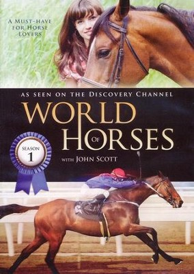 World of Horses: Season 1, DVD   -