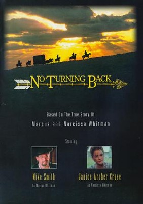 No Turning Back DVD  -