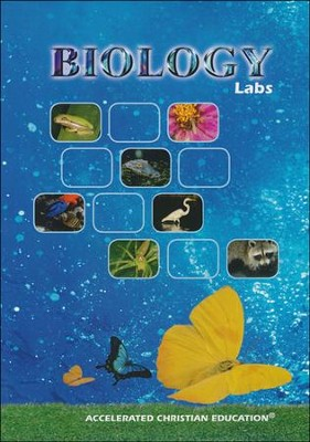 Biology Labs DVD  -