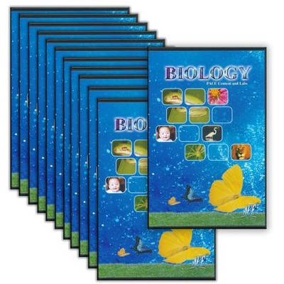 Biology DVD Set 1097-1108 Grade 9  -