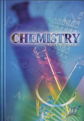 Foundations of Chemistry (Chemistry PACES & Labs, Volume 1) Grade 11  -