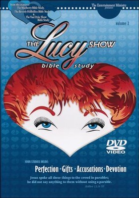 Lucy Bible Study, Volume 2, DVD, Leader Pack   -     By: Stephen Skelton