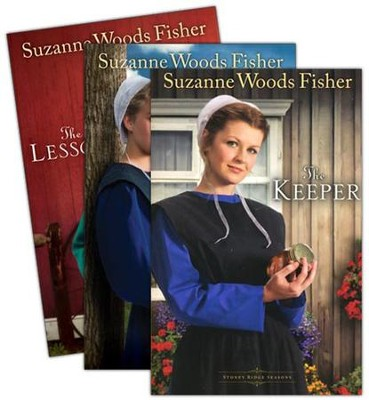 Stoney Ridge Seasons Series; Volumes 1-3   -     By: Suzanne Woods Fisher