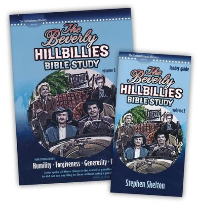 The Beverly Hillbillies Bible Study, Leader Pack, Volume 2  -     By: Stephen Skelton