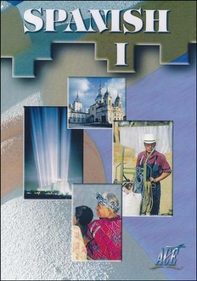 Spanish 1 Vol. 12, DVD   -