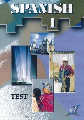 Spanish 1 Tests 1-12, DVD   -