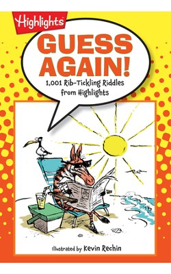 Guess Again!: 1,001 Rib-Tickling Riddles  -