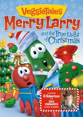 Merry Larry and the Light of Christmas, DVD   -