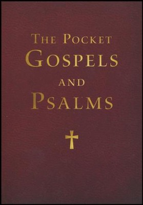 NRSV Pocket Gospels and Psalms, Paper   -     By: Our Sunday Visitor