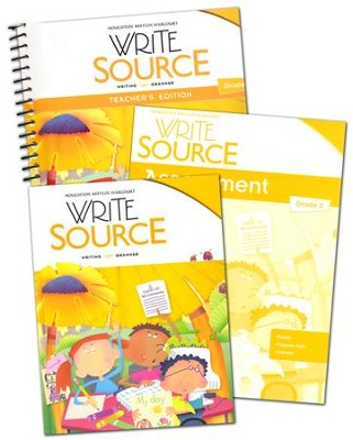Write Source Grade 2 Homeschool Package   -
