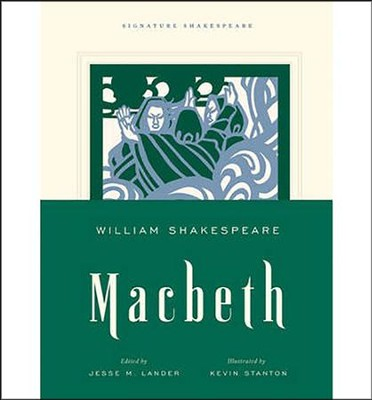 Macbeth  -     By: William Shakespeare