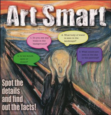 Art Smart: Spot the Details and Find Out the Facts!  -