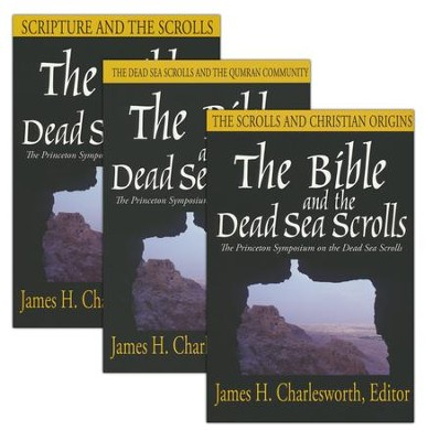 The Bible and the Dead Sea Scrolls, 3 Volumes   -     Edited By: James Charlesworth     By: Edited by James H. Charlesworth