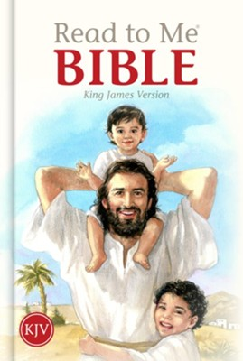 KJV Read to Me Bible  -
