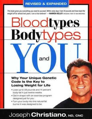 Blood Types, Body Types, and You    -     By: Joseph Christiano