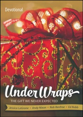Under Wraps: The Gift We Never Expected - Devotional  -     By: Jenny Youngman