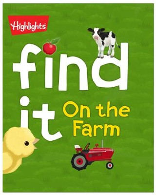 On the Farm (Find It!)  -