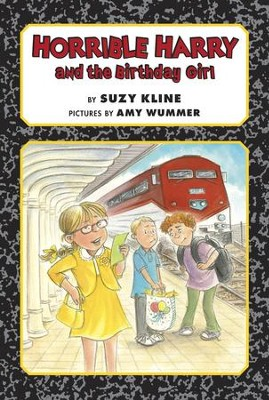 Horrible Harry and the Birthday Girl - eBook  -     By: Suzy Kline     Illustrated By: Amy Wummer