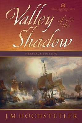 Valley of the Shadow - eBook  -     By: J.M. Hochstetler