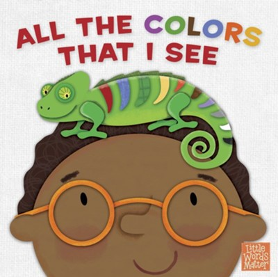 All the Colors That I See  -