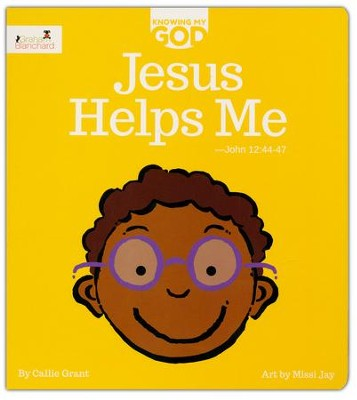 Jesus Helps Me  -     By: Callie Grant