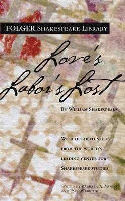 Love's Labor's Lost - eBook  -     By: William Shakespeare