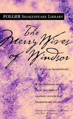 The Merry Wives of Windsor - eBook  -     By: William Shakespeare