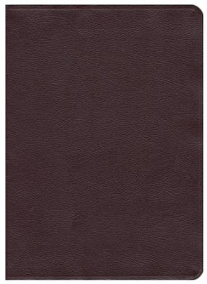 NKJV Scofield Study Bible III, Largeprint, Bonded  Leather, Thumb Indexed, Burgundy - Imperfectly Imprinted Bibles  -