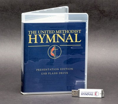 The United Methodist Hymnal, Presentation Edition  -
