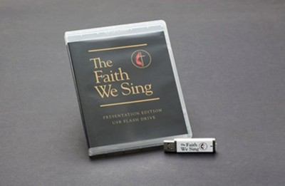 The Faith We Sing, Presentation Edition  -     By: UMPH Publication