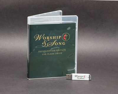 Worship & Song, Presentation Edition  -     By: UMPH Publication