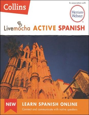 Merriam-Webster's Live Mocha Active Spanish  -