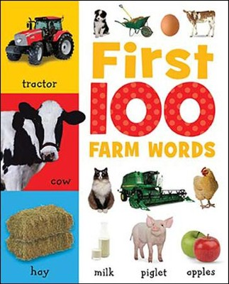 First 100 Farm Words  -     By: Sarah Creese