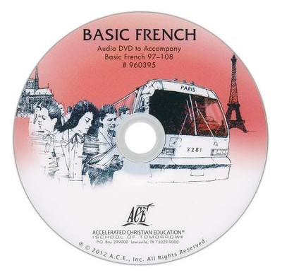 Basic French 1 Audio DVD   -