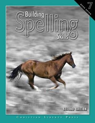 Building Spelling Skills Book 7, Second Edition, Grade 7    -