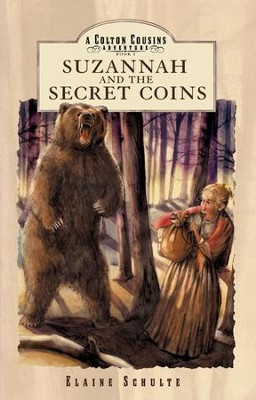 Suzannah and the Secret Coins - eBook  -     By: Elaine Schulte